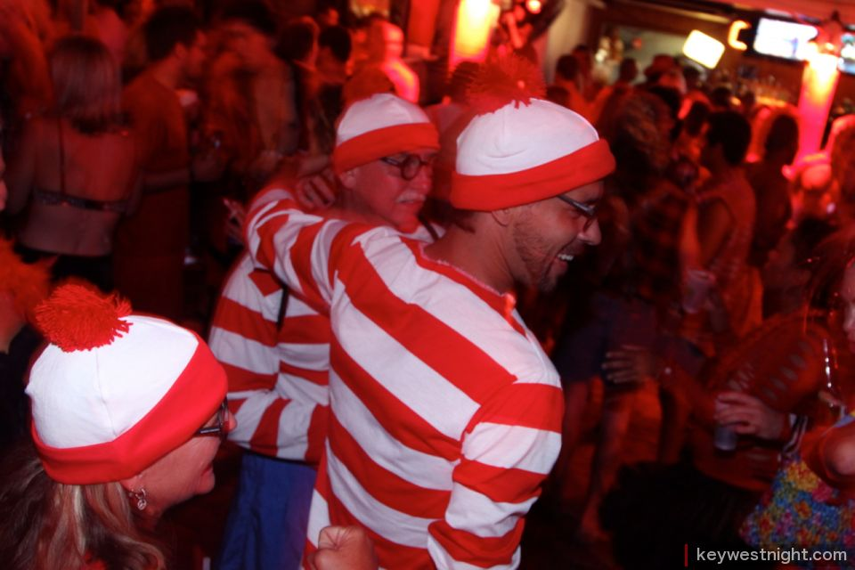 florida key west fogartys red party fantasy fest 2012 october 19 28 22
