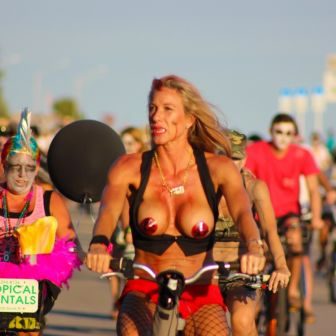 Zombie Bike Ride 2014 (Part 4.)
