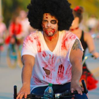 Zombie Bike Ride 2014 (Part 8.)