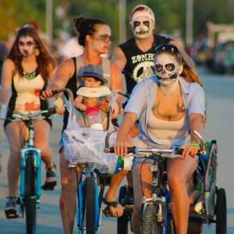 Zombie Bike Ride 2014 (Part 14.)