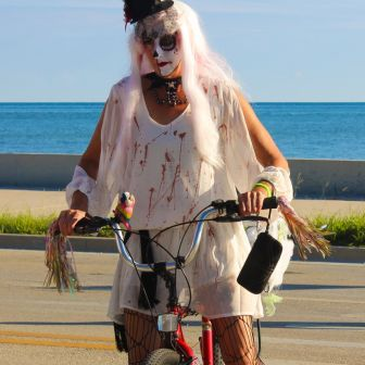 Zombie Bike Ride 2014 (Part 20.)