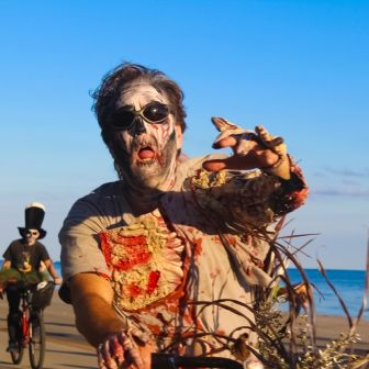 Zombie Bike Ride 2014 (Part 25.)