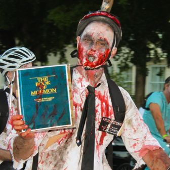 Zombie Bike Ride 2014 (Part 30.)