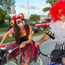 zombie bike ride 2015 keywest pictures    438