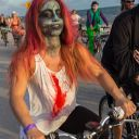 zombie bike ride 2015 keywest pictures    514