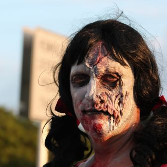 Zombie Bike Ride 2013 (Part 3.)