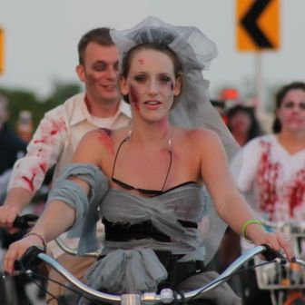 Zombie Bike Ride 2013 (Part 5.)