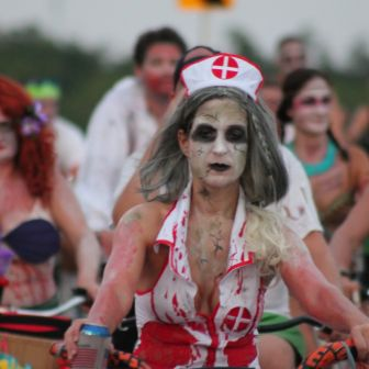 Zombie Bike Ride 2013 (Part 8.)